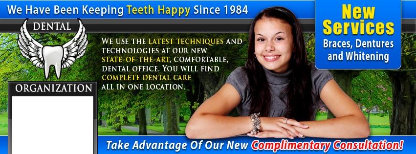 dentist Facebook Timeline Cover