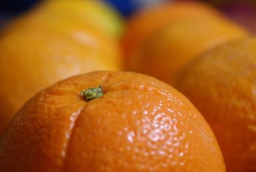 Night of Oranges